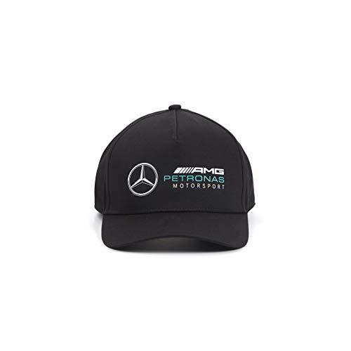 Mercedes-AMG Petronas - Merce Ufficiale di Formula 1 2021 Collezione - Uomo - Racer cap - cap - Nero - One Size