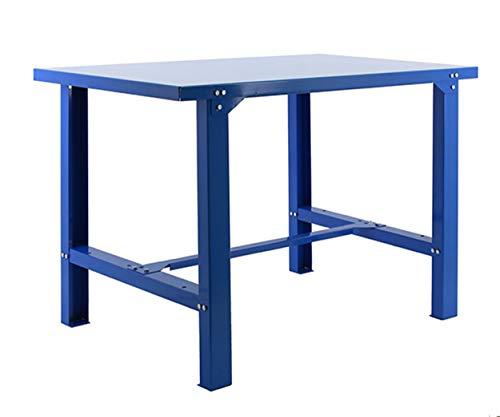 Banco de trabajo industrial BT6 Simonwork Metalic Azul Simonrack 830x1800x730 mms - banco de trabajo...