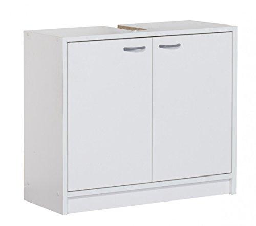 Megasparmarkt Waschbeckenunterschrank | Waschtischunterschrank | Badschrank | Bad Möbel | Holz | Splash