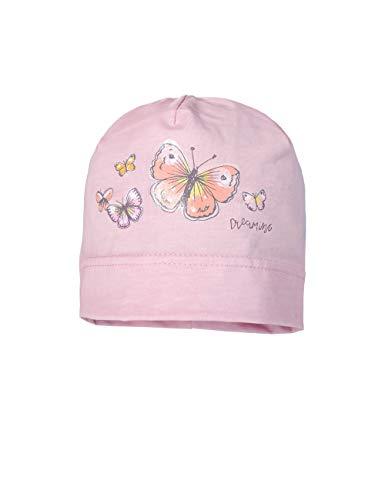 maximo Baby-Mädchen Jerseymütze Mütze, Rosa (Zartrosa 30), (Herstellergröße: 53/55)