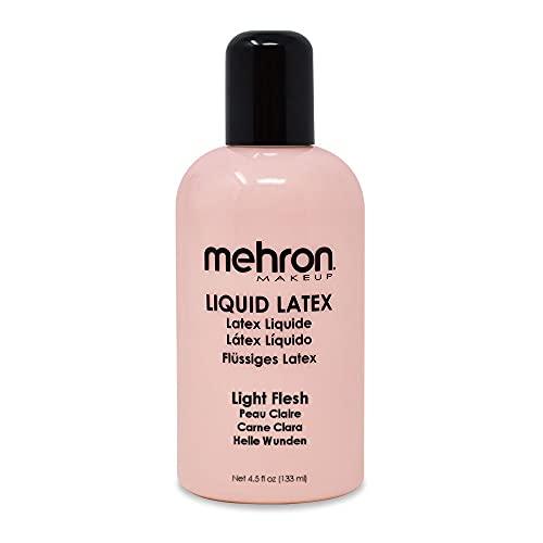 Mehron Liquid Latex 133 ml (4.5 fl.oz.)