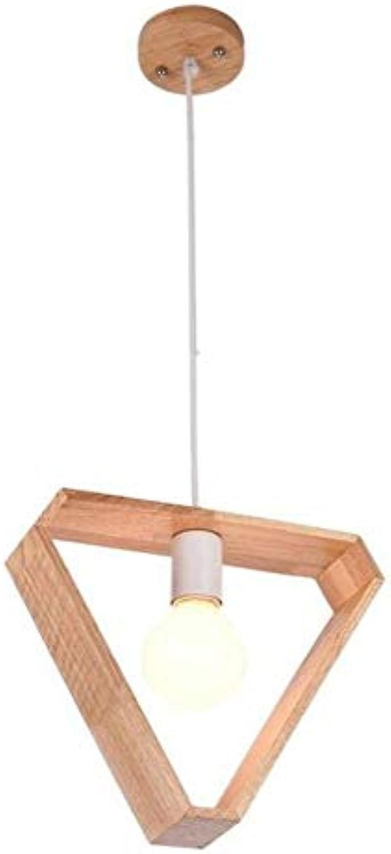 Kronleuchter Deckenleuchte Led-Lichtnordic Creative Massivholz Esszimmer Wohnzimmer Kronleuchter