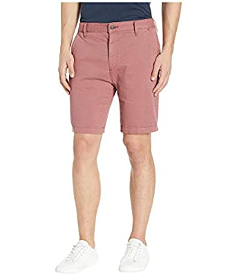 7 for All Mankind The Chino Twill Shorts Dusty Rose 36 from 7 For All Mankind