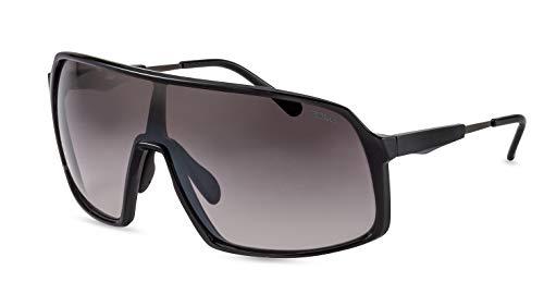 Filtral Shield-Sonnenbrille/Unisex Sonnenbrille mit Monoscheibe & Verlaufstönung F3064721
