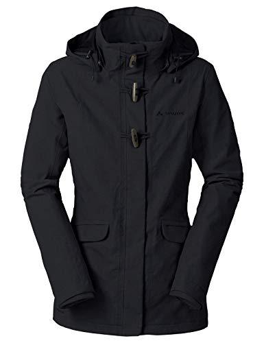VAUDE Damen Women's Pocatella 3in1 Jacket Doppeljacke, Black, 46