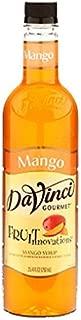 DaVinci Gourmet Fruit Innovations Syrup, Mango, 25.4 Fluid Ounce