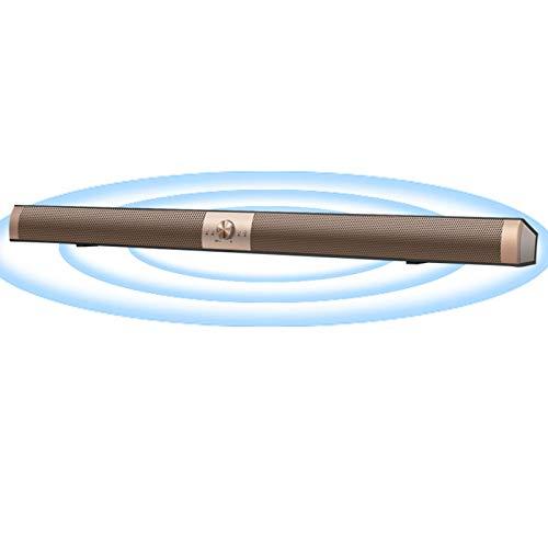 Altavoces De TV con Sonido Envolvente 3D, Altavoces Bluetooth 5.0 con Cable...