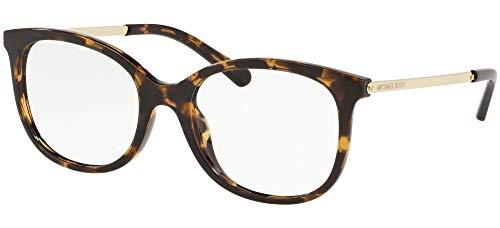 Michael Kors 0MK4061U Monturas de gafas, Lite Gold, 51 para Mujer