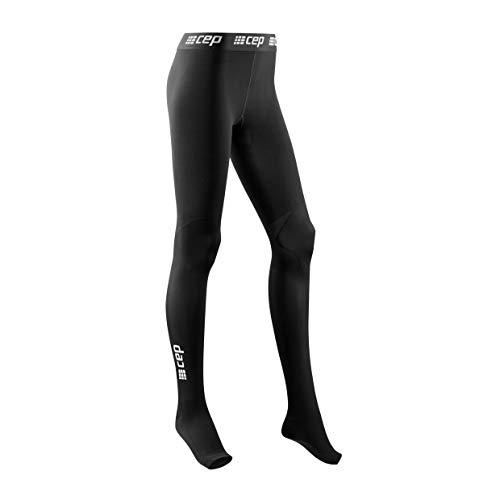 CEP - Radsport-3/4-Hosen für Damen in Black, Größe III