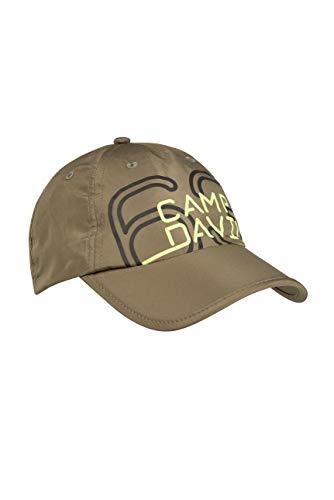 Camp David Herren Leichtes Basecap mit Logo Print