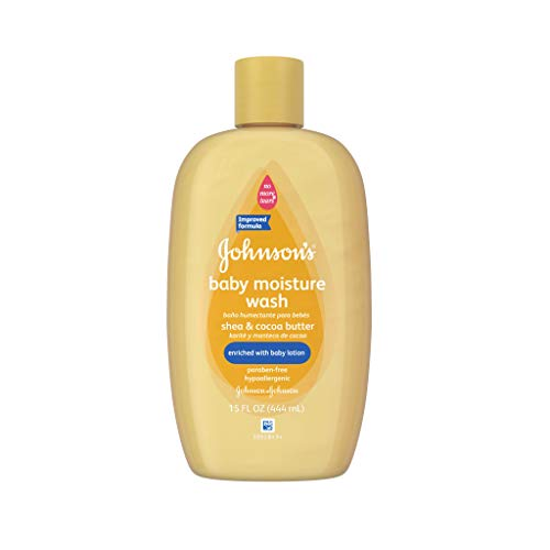 Johnson's Baby Wash - Shea & Cocoa Butter - 15 oz by Johnson's