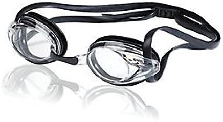 (-5.5, White) - Speedo Vanquisher Optical Goggle,Black/Smoke (030),-2.5