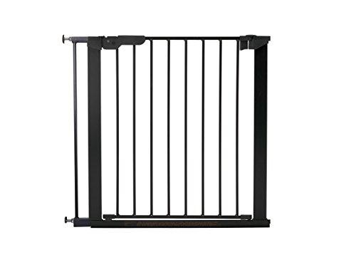 BabyDan Premier Türschutzgitter / Treppenschutzgitter zum Klemmen, 79,6-86,5cm - hergestellt...