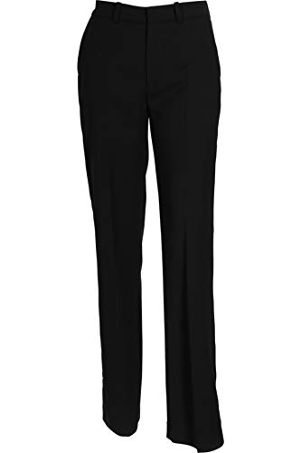 Drykorn Damen Hose Crack in Schwarz 31W / 32L