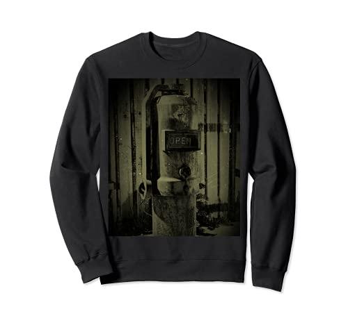Vintage Pumpe, Wasserpumpe Retro Design Sweatshirt