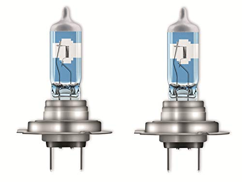 Osram Night Breaker Laser H7 next Generation, +150{9e589bee5a79087f9a9150cb83bbe0bfe26c5dc5dce916b926c7287230717157} mehr Helligkeit, Halogen-Scheinwerferlampe, 64210NL-HCB, 12V PKW, Duo Box (2 Lampen)