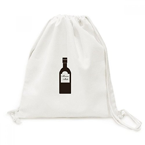 DIYthinker Schraubendreher Wodka Orangensaft Cocktail Canvas-Rucksack Reisen Shopping Bags
