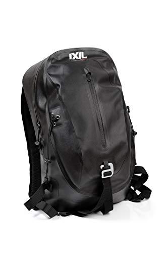 IXIL - Zaino impermeabile per motocicletta, con cerniera, impermeabile, capacità 22 litri