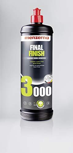 Menzerna 3000 Final Finish Polish