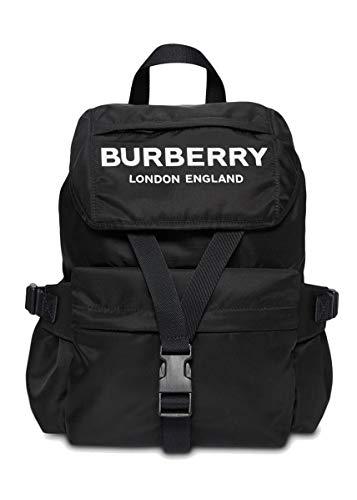 Luxury Fashion | Burberry Womens 8014130 Black Backpack | Fall Winter 19