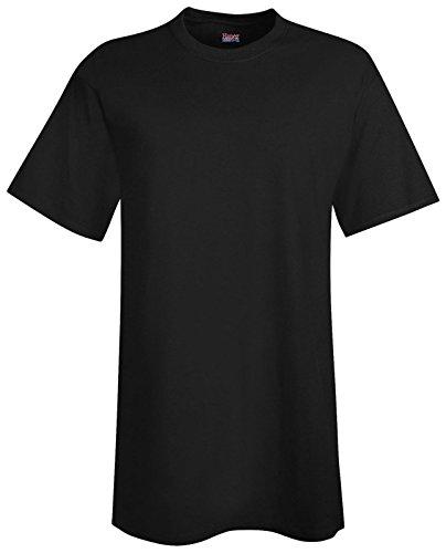 Hanes Big Herren-T-Shirt Beefy-t - Schwarz - XXX-Large Hoch