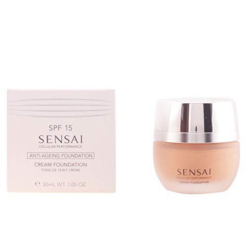 Kanebo Sensai Base de Maquillaje SPF 15 Tono CF 24 Amber Beige - 30 ml