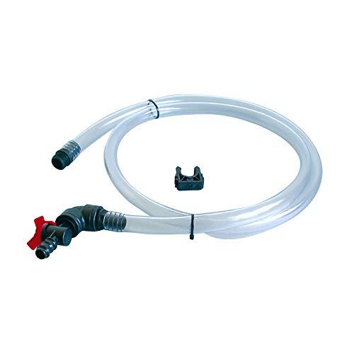 3P Technik Filtersysteme Regentonne Füllstandsanzeige und Entnahme-Set mit Schlauch für Regentwassetonnen und Regenwassertanks