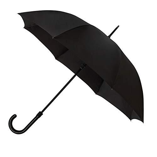 Falcone Luxe Paraplu - Automaat - Windproof - 101 CM - Zwart
