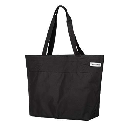 anndora Shopper 17 Liter Damen Handtasche schwarz