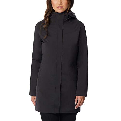 32 DEGREES Ladies Waterproof Winter Jacket (M, Black)
