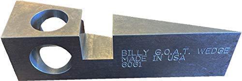 The Billy G.O.A.T. Wedge 6061 – Der innovativste Aluminium-Keil für Feuerwehr