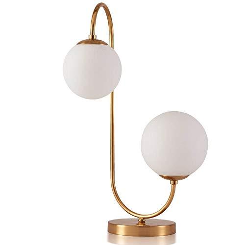 Tischlampe Innenleuchten Kreative Glas Schreibtischleuchten Für Esszimmer Schlafzimmer Arbeitszimmer Licht Glaskugeln Tischlampe