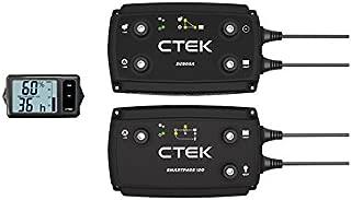 CTEK 40-257 140A Off Grid Bundle-D250SA, Smart Pass 120 and Battery Monitor