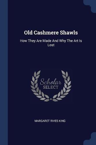 OLD CASHMERE SHAWLS