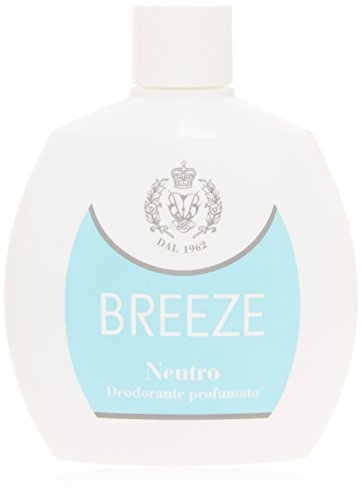 Deodorante Squeeze Neutro C6X36-137330 Azzurro 100 ml