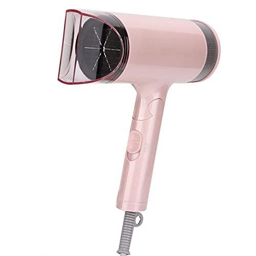 Secador de pelo para viajes y hogar Secador de pelo eléctrico de...