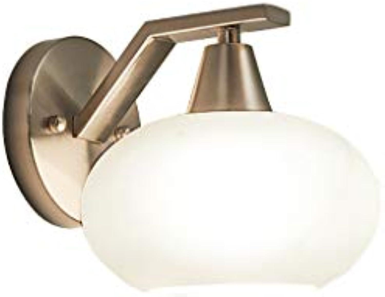Europische Moderne Wandleuchte Schlafzimmer Nachttischlampe Gang Kreative Weie Glas Down Wohnzimmer Home Beleuchtung
