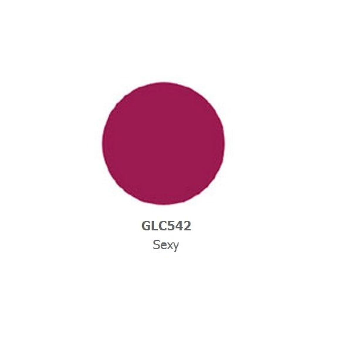 雑種マイルド吐き出すLA GIRL Luxury Creme Lip Color - Sexy (並行輸入品)