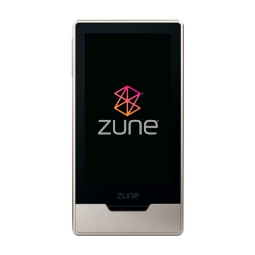 Zune HD 32 GB Video MP3 Player (Platinum)