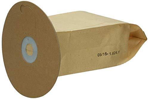 T1 SACCHETTI FILTRO CARTA COD:6588035 per Aspirapolvere GHIBLI (confezione da 10 PEZZI)
