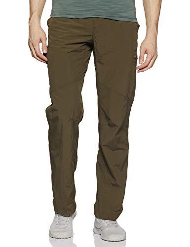 Columbia Silver Ridge - Pantalón Cargo de 86,4 cm para Hombre, Hombre, Silver Ridge - Pantalón Cargo, 1441681, Verde Oliva, 44W / 36L