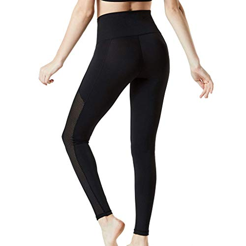 2019 Best Gift!!! Cathy Clara Women's High Waist Solid Yoga Pants Workout Running Sports Leggings Pants