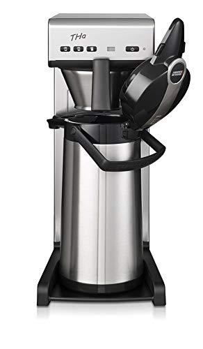 Bonamat THa 10 Kaffeemaschine inkl. Kanne mit Glaseinsatz (neues Design)