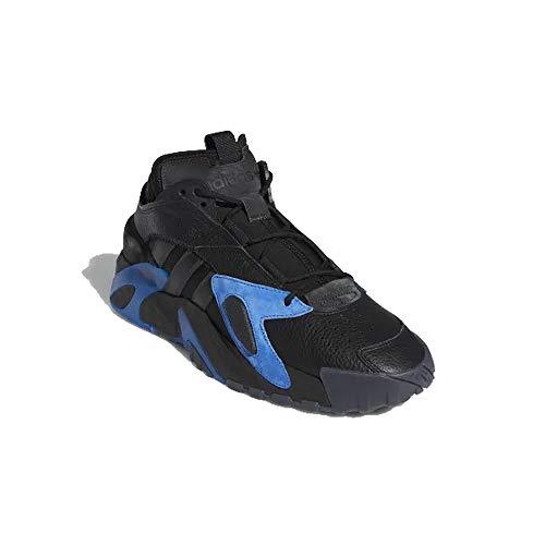 adidas Hombre Streetball Zapatillas Negro, 44 2/3