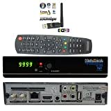 Media link Smart Home S2 1Card Premium Magic Full HD/IPTV Media Link IXUSS WiFi USB con adattatore WLAN 150 Mbit/s