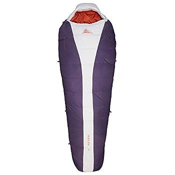 Kelty Cosmic 20 Degree Down Sleeping Bag - Ultralight Backpacking Camping Sleeping Bag with Stuff Sack Women s Regular