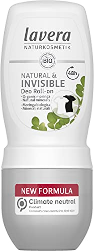 Lavera Deo Roll-On Natural & Invisible 50ml