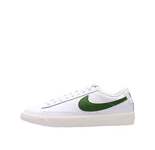 Nike Blazer Bajo Zapatilla Bianche da Uomo CI6377-108 - blanco - 39