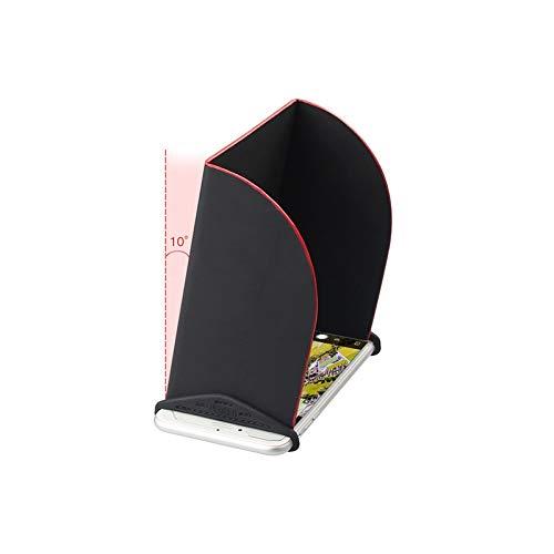 XUSUYUNCHUANG 5.5 inch mobiele telefoon zonnekap afstandsbediening Zonnescherm for dji mavic mini/lucht/pro 1 / spark/mavic 2 pro & zoom drone osmo drone Accessoires