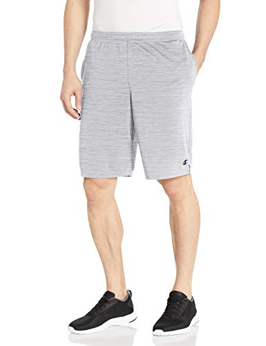 Champion Men's Core Training Short, Oxford Gray, XX-Large
